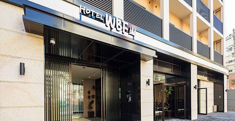 ホテルWBFなんば元町