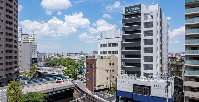 ホテルルートイン東京蒲田-あやめ橋-
