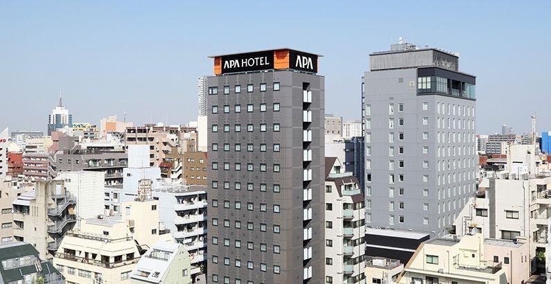 アパホテル<浅草 雷門>