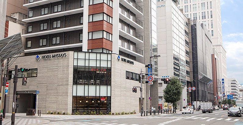 ホテルマイステイズ御堂筋本町