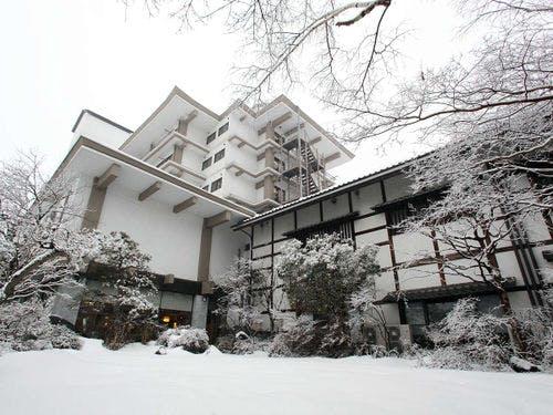 豆腐懐石 猿ヶ京ホテル 外観 写真提供:一休.com