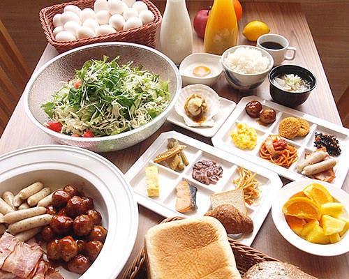 「JRイン旭川 朝食」の画像検索結果
