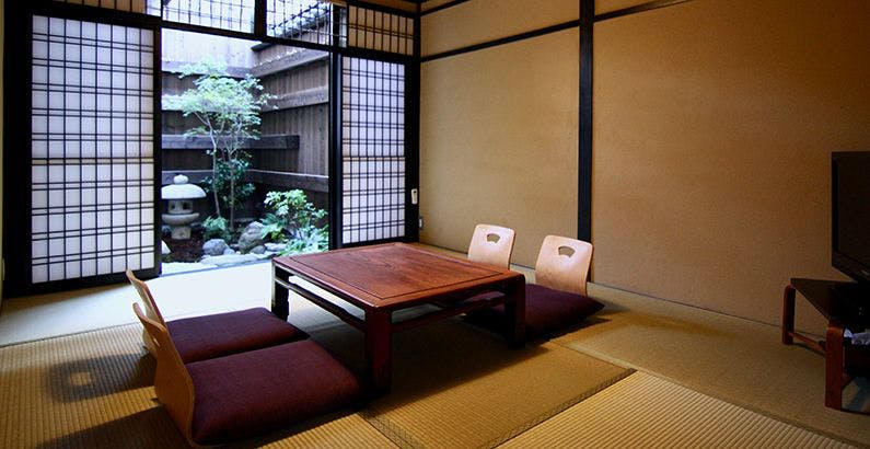 Machiya Residence Inn Shoubu-an