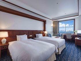 【カード決済限定】Room Charge Only シモンズベッドで快適な眠りをお約束(食事なし)