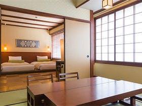 <定番> 露天風呂から富士山を望む 和会席スタンダードプラン
