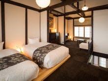 京都茶の宿 七十七 二条邸