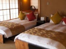 ペットと泊まる宿 はんなり伊豆高原