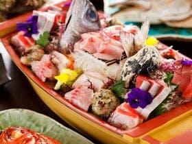 こみなと漁師料理 海の庭