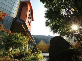 夫婦二人で近くの伊豆半島の旅館で地物の魚の刺身を食べに行きます、美味しいお魚を出していただく宿泊旅館を教えてください。