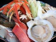 魚介類たっぷりの海鮮漁師鍋