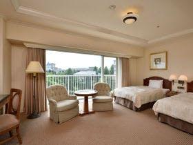 リゾート感溢れるガーデンビュールームで優雅なご滞在を!シンプルステイ(素泊り)