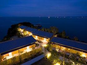 9月に夫婦二人(50代)で和歌山県の白浜に行きます。一人一泊3万円以下でのんびり出来る隠れ家的温泉宿を教えてください