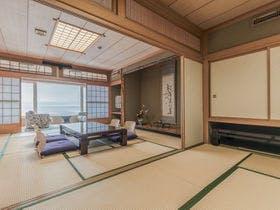 【一休限定】【1日1室限定】本館特別室「八千代」に泊まる。ワンランク上の贅沢を愉しむ宿泊プラン
