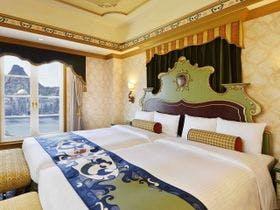 贅沢な客室で夢のひとときを・・・ミラコスタ・スイート宿泊プラン