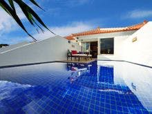 Pool terrace IMGYA SUITE プールテラス イムギャースイート