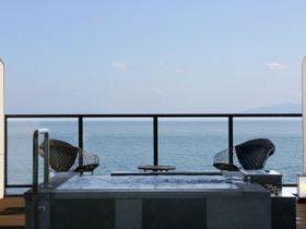 【売り切れ御免の訳ありプラン!】海に浮かぶ天空の露天風呂付客室 特割プラン! 【七大グルメ】