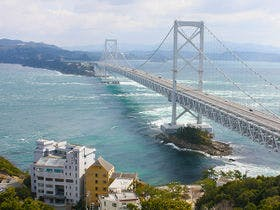 鳴門海峡の周辺で、子連れでおすすめのホテルはありませんか?うずしおを見に行くので、アクセスのいいところを探しています。