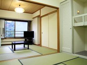 【素泊】深夜3時までチェックインOK&露天風呂付温泉24時間営業!