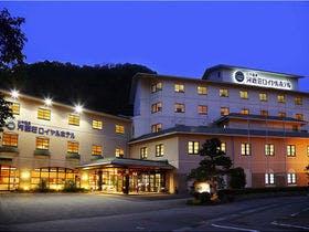 河鹿荘ロイヤルホテル(2018年4月1日より:ロイヤルホテル 山中温泉河鹿荘)