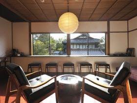 京都 和紙の宿 七十七 東山邸