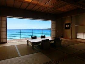 伽藍スイート(特別室)/無垢へと還る心地よさ 和と洋の特別室
