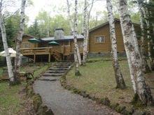 森のホテル ログハウス