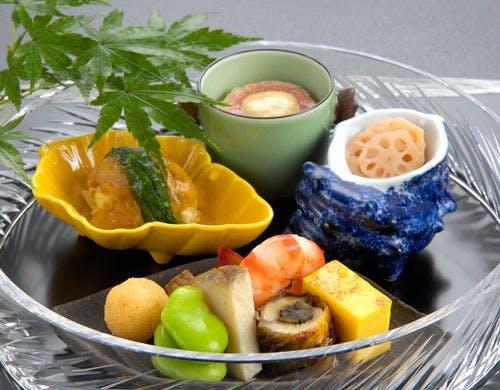 料理一例 写真提供:一休.com