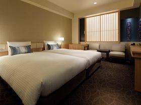 【一休限定】【秋の直前割】9/10~11/15のご宿泊がお得!町家をイメージしたホテルに宿泊 <食事なし>