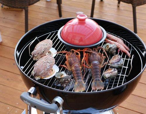 釣った魚をその場で 写真提供:一休.com
