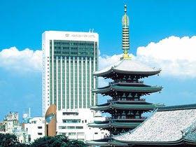 隅田川花火大会の花火が見えるホテル