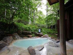 白骨温泉で貸切露天風呂があるホテル