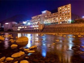 名古屋から、一泊二日で行ける温泉宿
