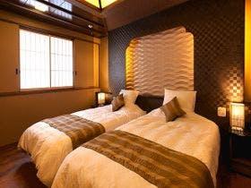 「離れ」神呂木の庄~和樂~ 神秘的な雰囲気と贅沢な空間を演出するプライベートルーム