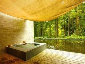 箱根の【露天風呂付き客室】で1泊朝食付~愛しい朝・かぐや姫プラン