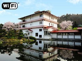 美湯美食の離れ宿 小野川温泉 河鹿荘