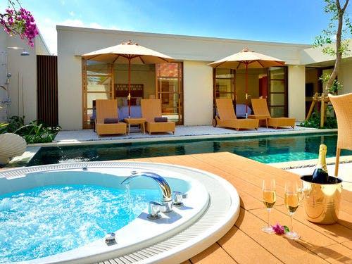 プレミアムヴィラ 2ベッドルーム 写真提供:一休.com