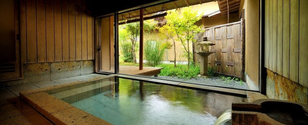 Private Bath for Family