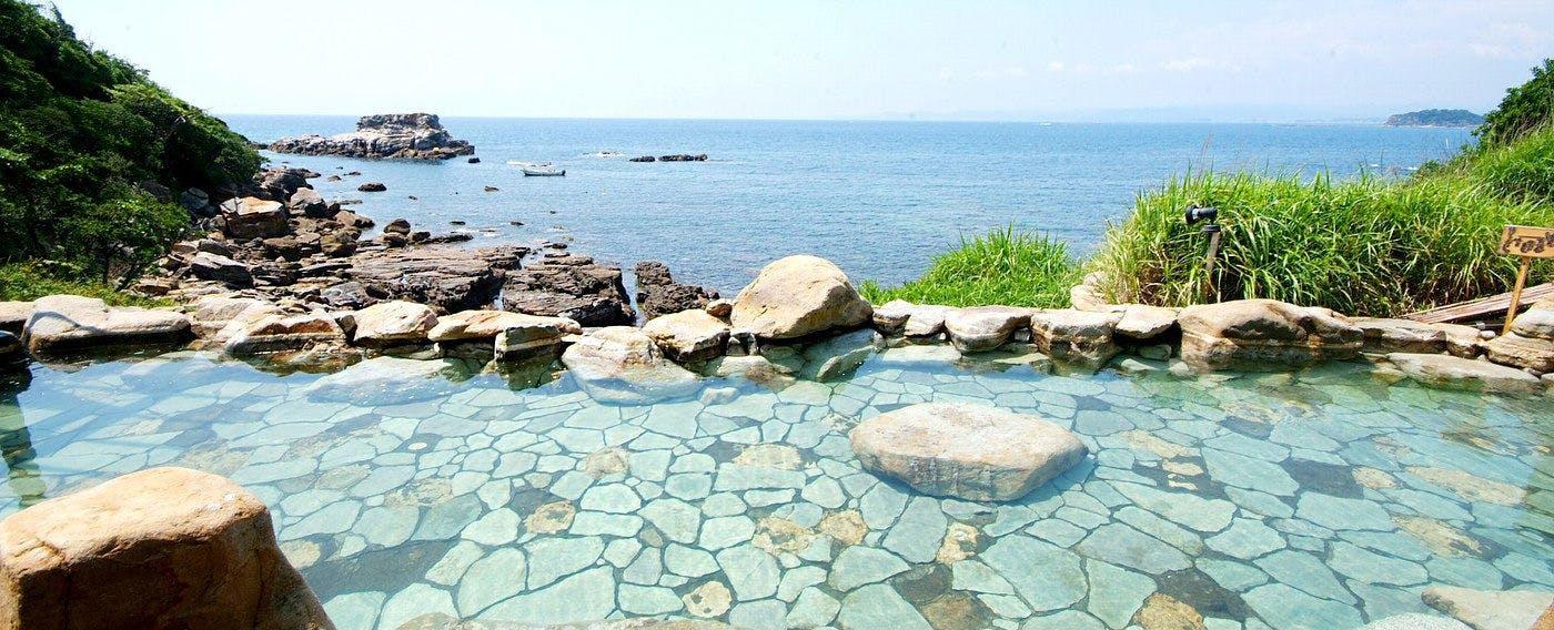 南紀白浜温泉 景勝の宿 浜千鳥の湯 海舟