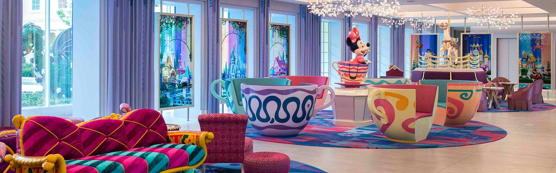 東京ディズニーセレブレーションホテル - 高級ホテル・ラグジュアリー