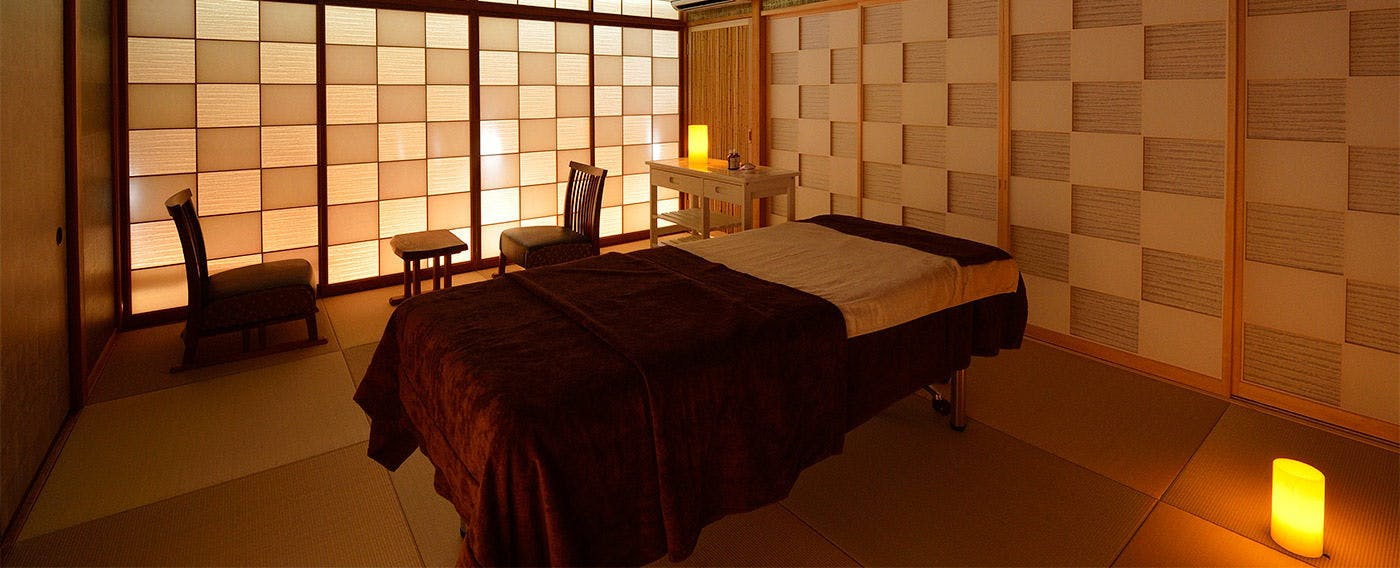 Spa Treatment and Massage