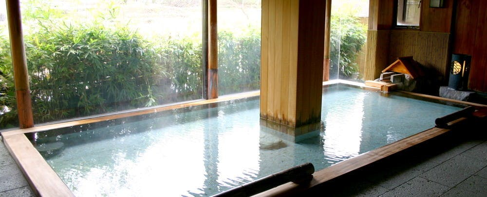 Large Public Bath 'Seseragi-no-yu'