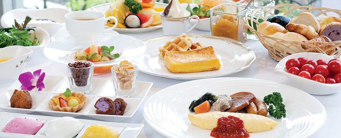 グランドキャッスル カフェ&ダイニング 朝食イメージ