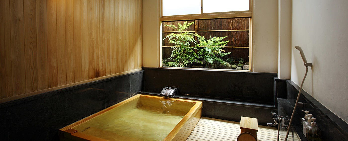 Large Public Bath for Private Use