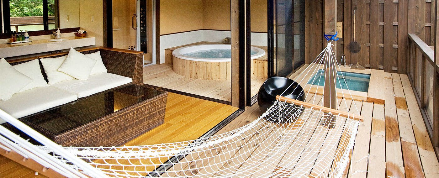 Private Bath 'Tombo'