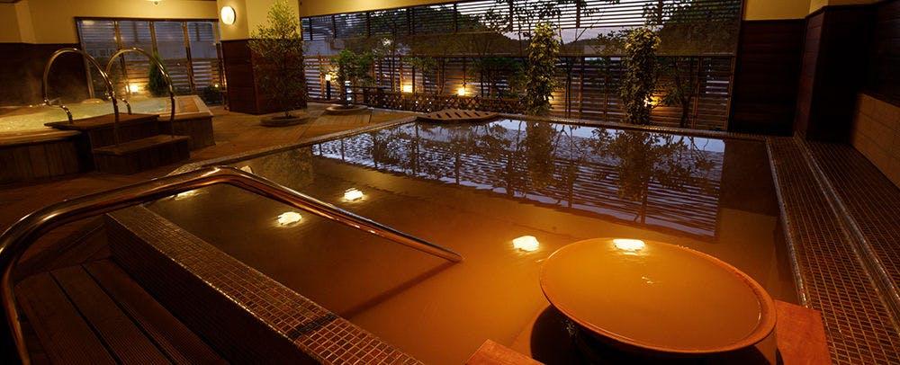 大浴場「天泉」