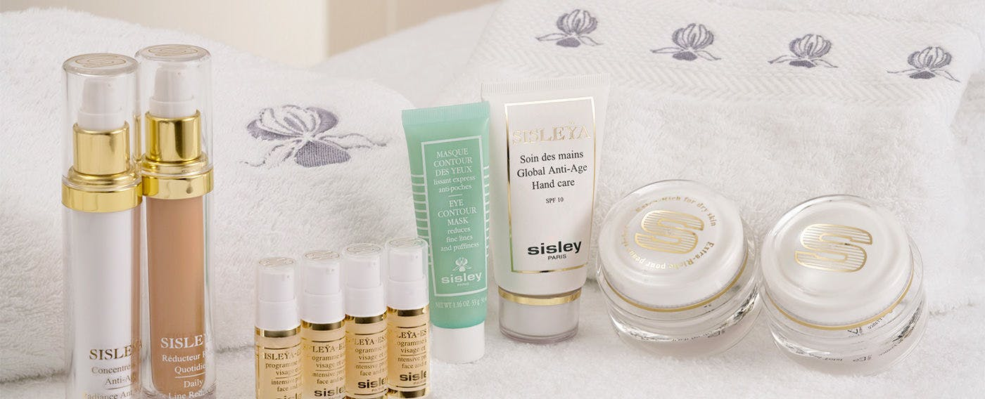 Suishoen Spa by Sisley