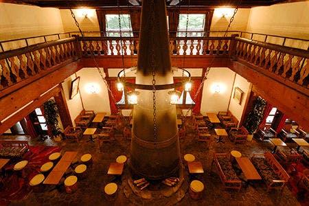 日本初の本格的山岳リゾートホテル