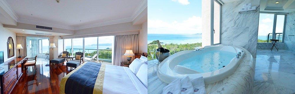 【期間限定ポイント15倍】スイートルーム体験 Marriott Suite Stay <朝食付>