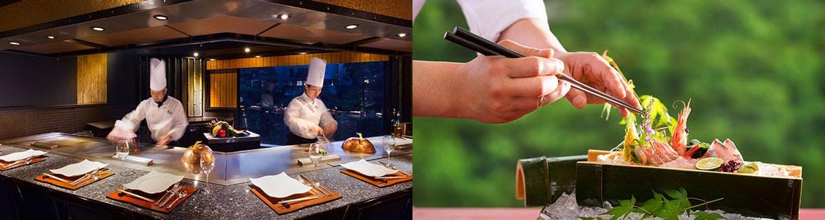 海幸山幸を多彩なスタイルで堪能する3つのレストラン