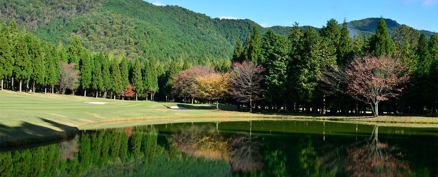 人気のゴルフクラブを満喫